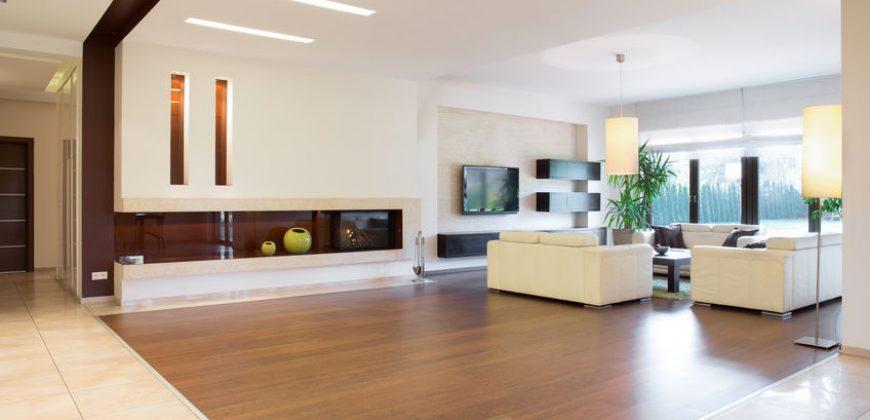 Bagnols en foret, maison neuve écologique moderne