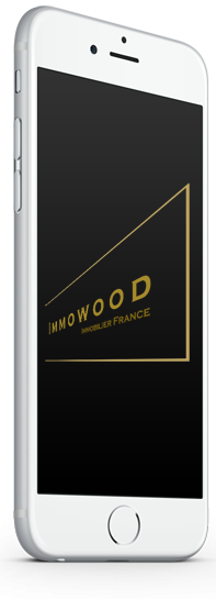 IMMOWOOD Application mobile