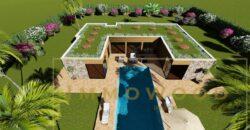 Villa contemporaine bioclimatique – Bagnols-en-Forêt