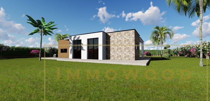 Bagnols en foret, maison contemporaine sur 750 m²