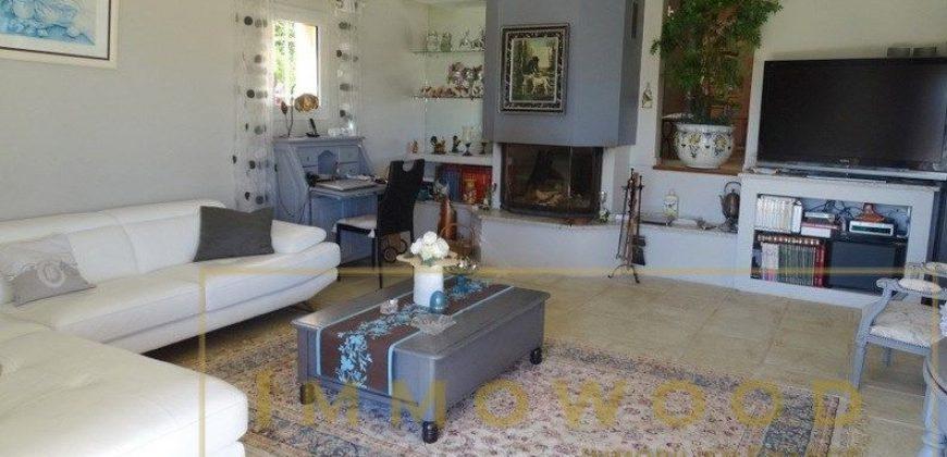 Bagnols en foret, FAIRE OFFRE,  villa contemporaine sur terrain 6300 m²