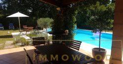 Villa avec piscine dans domaine résidentiel à Fayence