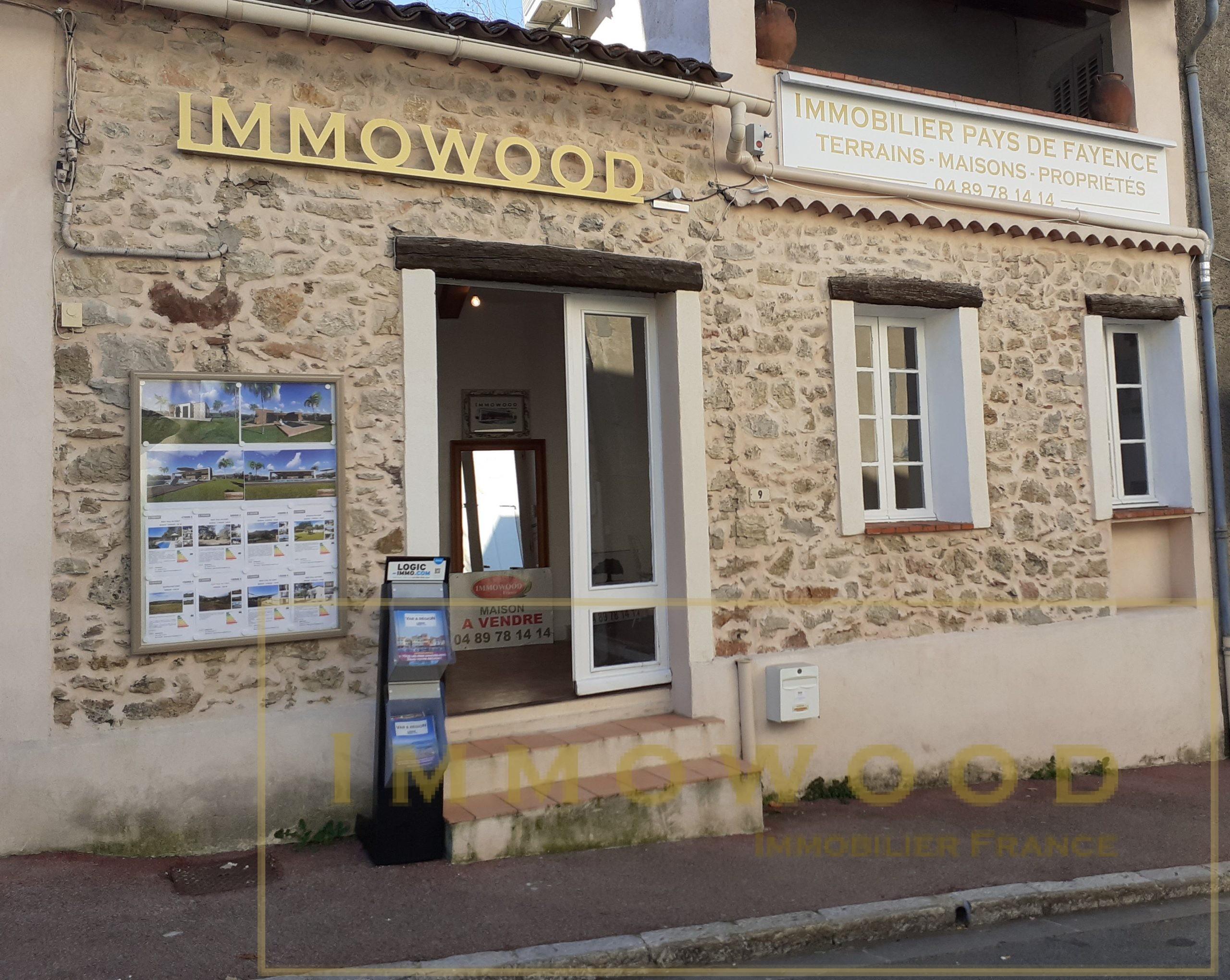 Nouvelle agence IMMOWOOD Saint Paul en Foret .