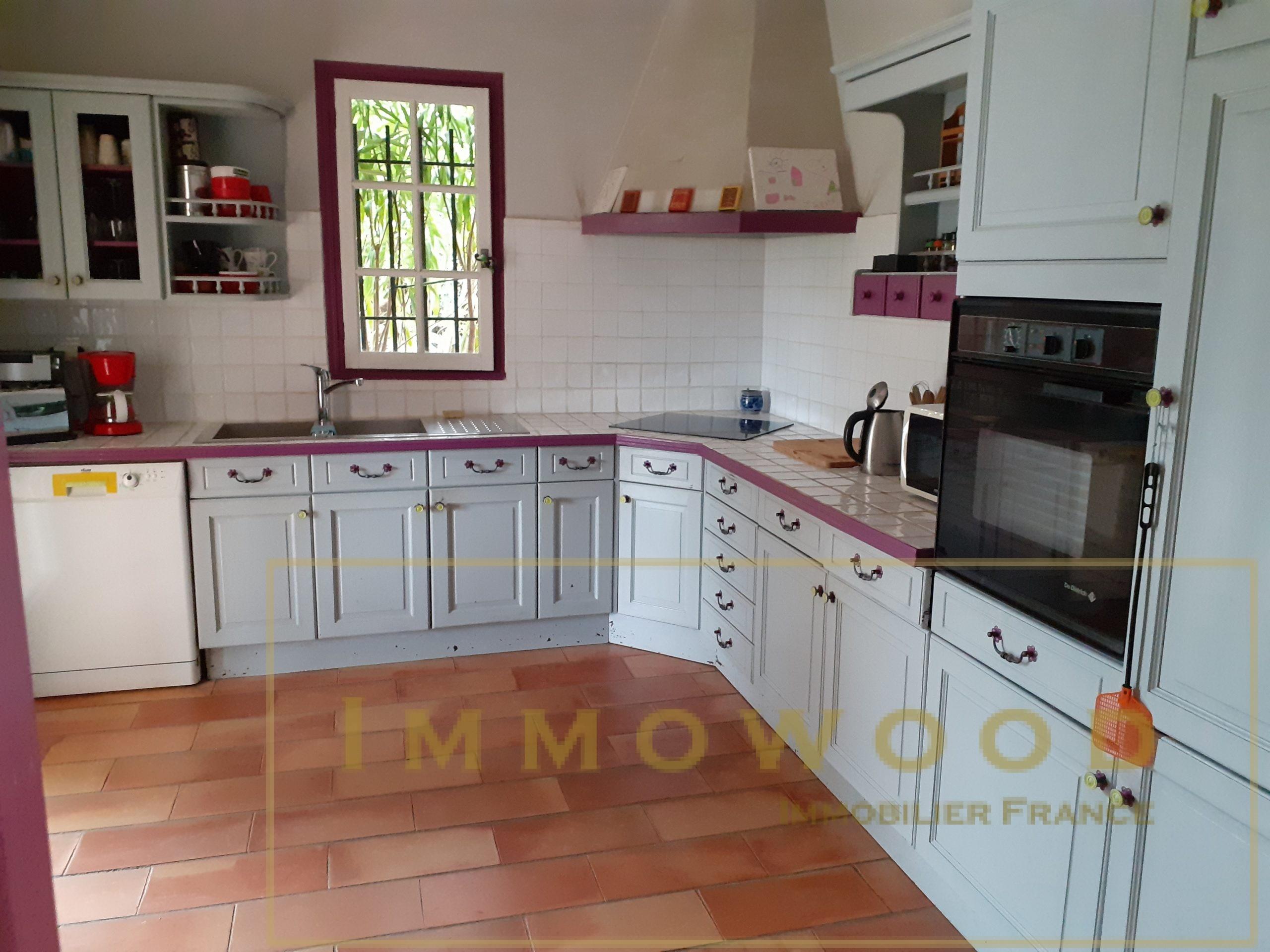 Maison 4 pièces 121 m²