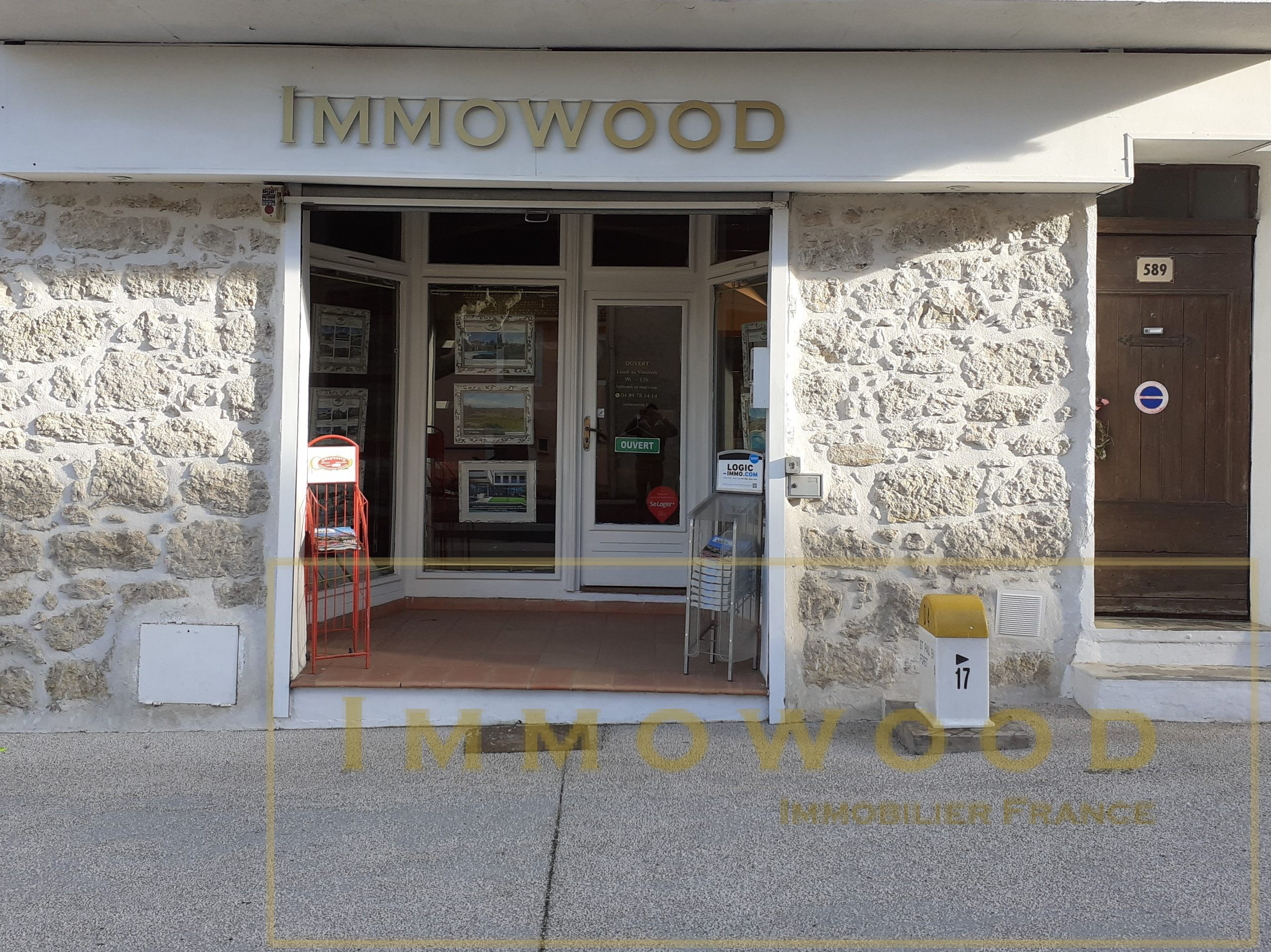 IMMOWOOD BAGNOLS EN FORET