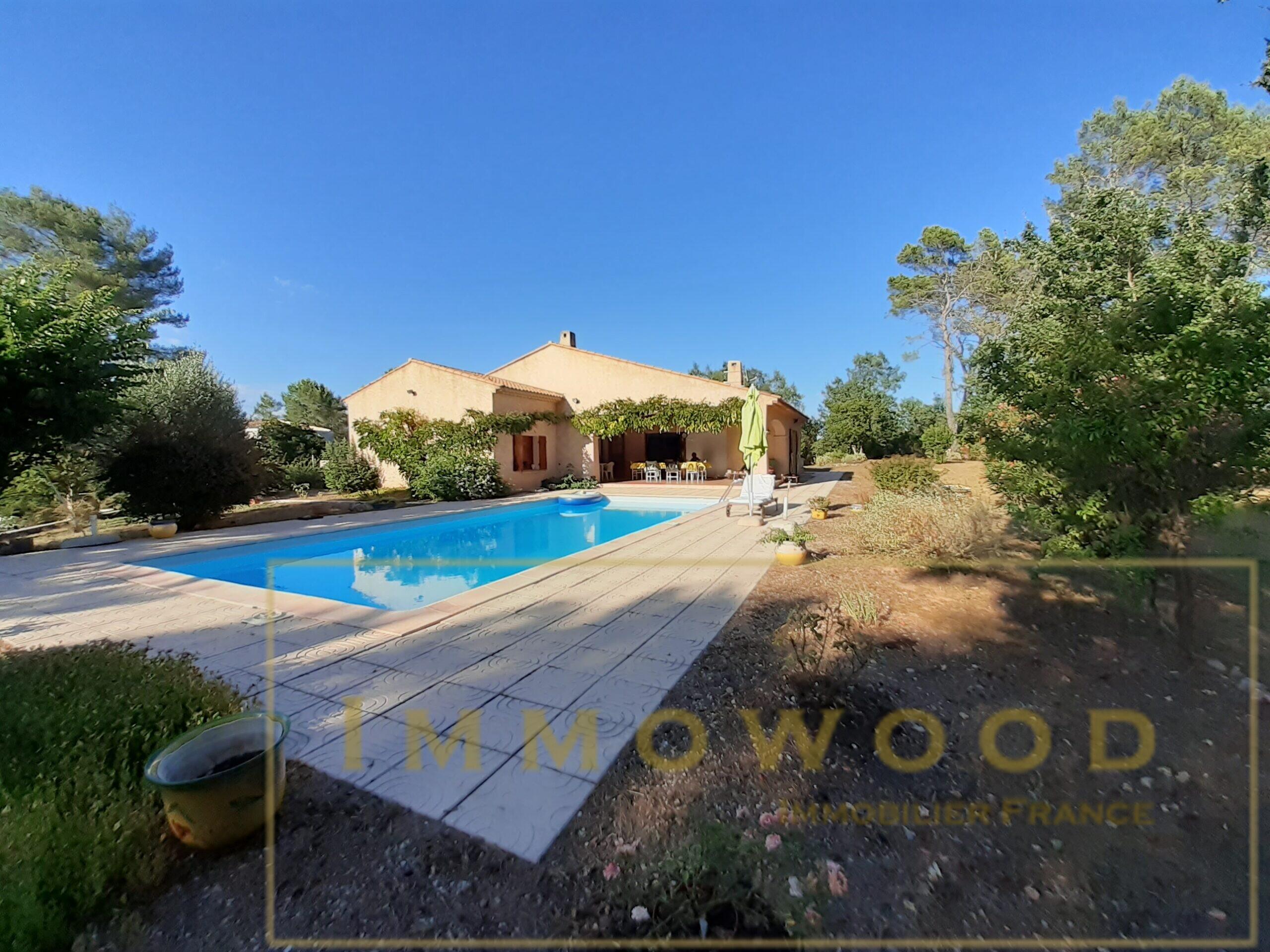 Villa de 170 m² avec piscine