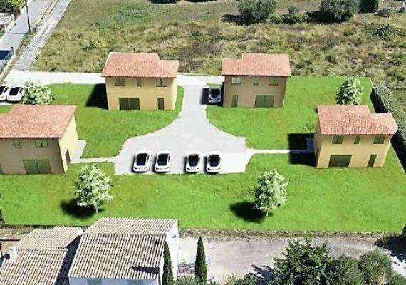 Nouveau programme immobilier neuf à Bagnols-en-Forêt