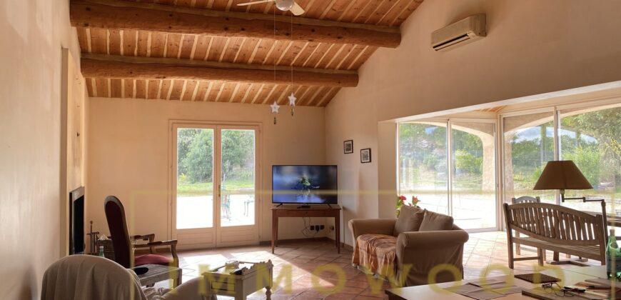 Villa vue panoramique avec piscine