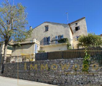 Charmante maison bourgeoise de 180 m²