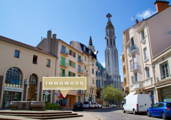 Nouvelle agence IMMOWOOD à Vichy