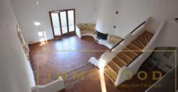 Maison de 115m² sur 1440m² de terrain